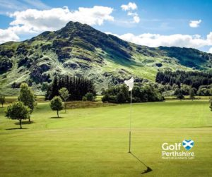 To promote Golf in Perthshire