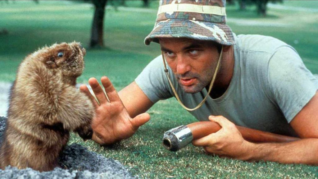 What are the best Golf films?