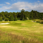 The 10th hole at Moortown