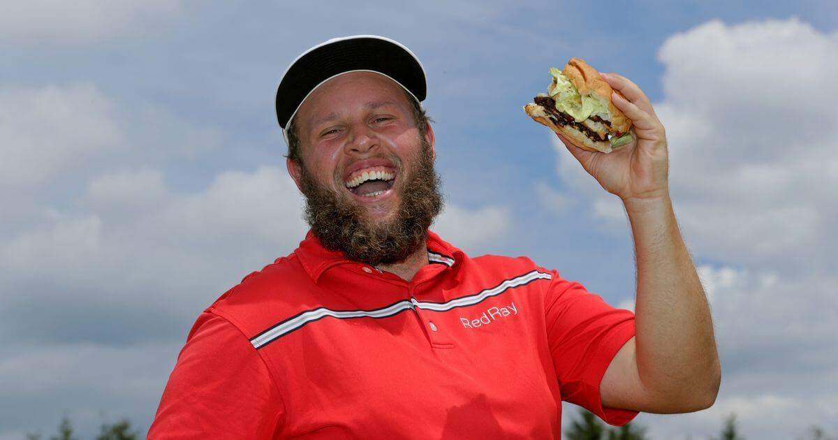 Golfing Nutrition