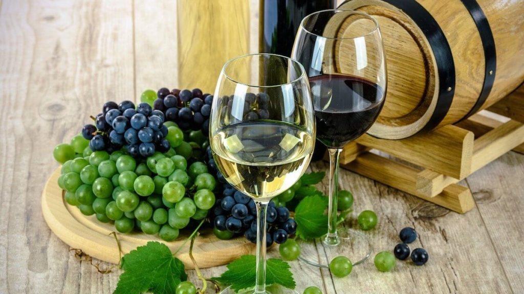 Golfers and Wine