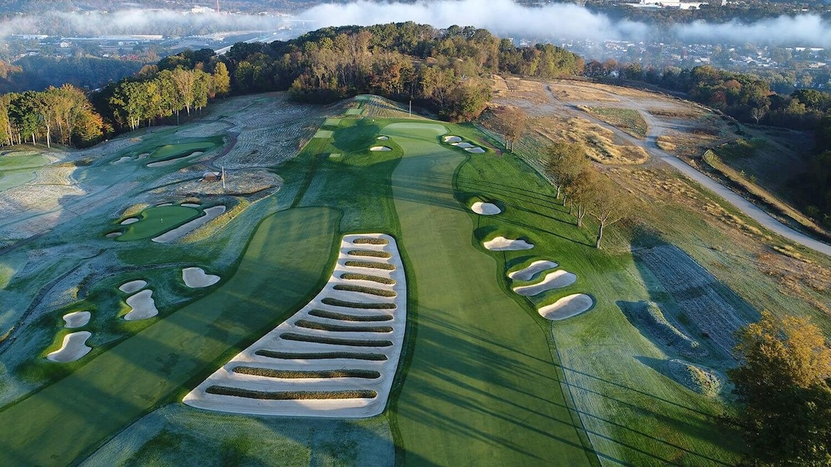 Golfs most famous Bunkers