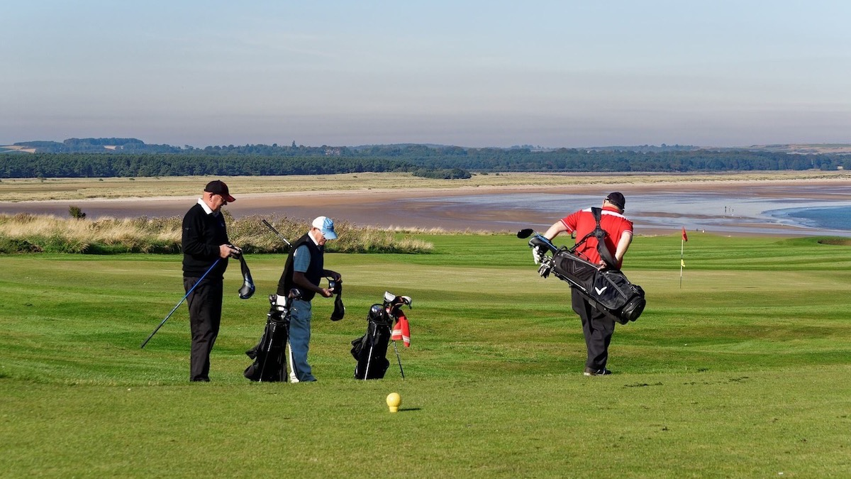 Planning a golfing trip for a group