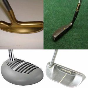 Previous Putters of mine