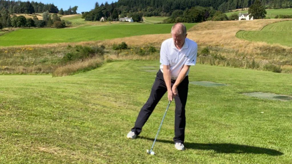Awkward Lies in Golf