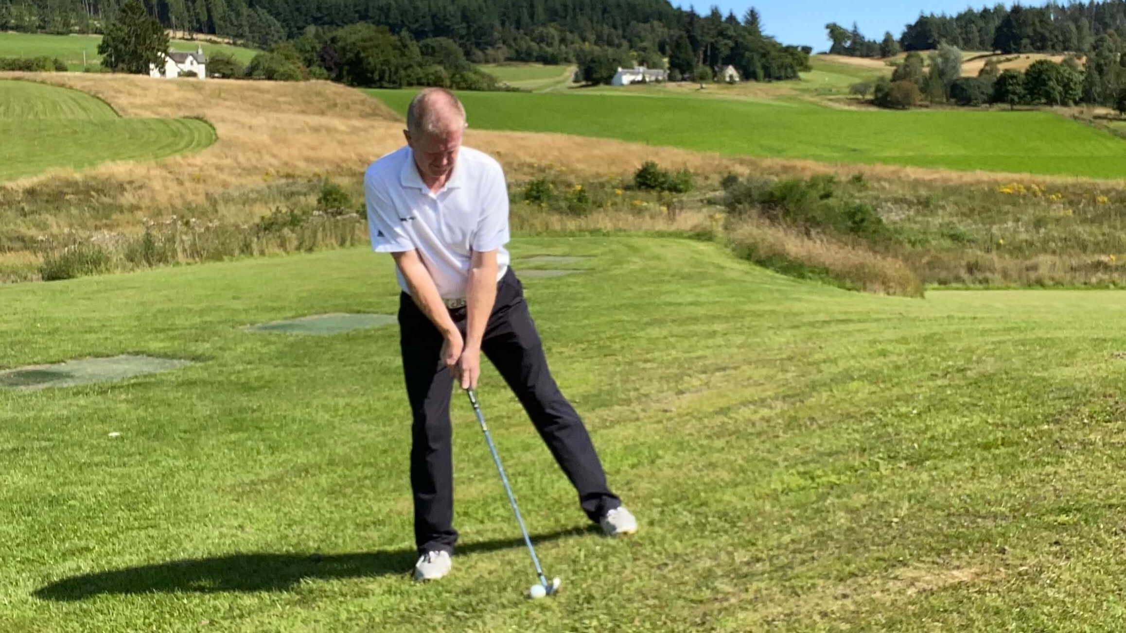 Awkward Lies in Golf Part 2